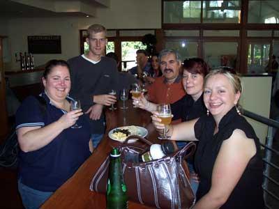 スワンバレー・ワイナリーバス半日ツアー・Swan Valley Tours[パース発]