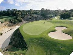 ジューンダラップリゾート・ゴルフコース・パース