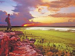 3日間 世界遺産カカドゥ国立公園とキャサリン渓谷宿泊付きツアー 11〜4月