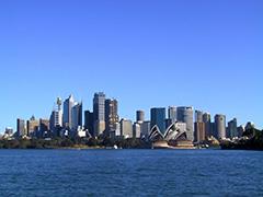 シドニー市内観光・半日午前ツアー・GrayLine