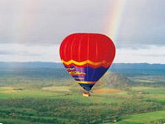 ケアンズで熱気球[サンダーバルーニング] 口コミ情報