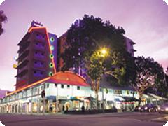ダーウィン・セントラル・ホテル