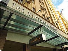 �ӥ��ȥꥢ�ۥƥ롦���ܥ�����ӥ�-(The Victoria Hotel Melbourne Ibis )