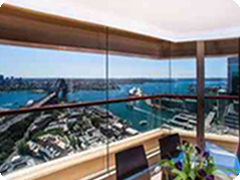 キーウェスト・スイート・シドニー-(Quay West Suites Sydney)