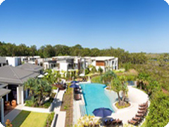 RACV �̡����������[̵�������ͥå���]-(RACV Noosa Resort)