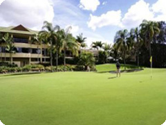ゴルフ場隣接ホテル・メルキュール・ゴールドコースト・リゾート