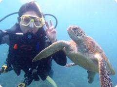 PADIオープンウォーター・プレミアムコース3日間・グレートバリアリーフ-(Dive 7 Seas)