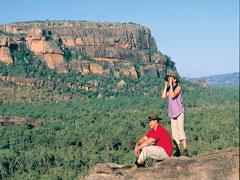 3日間 世界遺産カカドゥ国立公園とキャサリン渓谷宿泊付きツアー 5〜10月