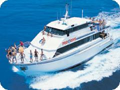 PADIオープンウォーター5日間・船上2泊付[Pro Dive Cairns]