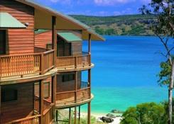 ハミルトン島・貸別荘・ヴィラ-(Hamilton Island Holiday Property)