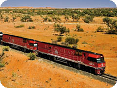 ��������Ŵƻ�������ξ���ץ���ʥ����ӥ�-(The Ghan Platinum Service )