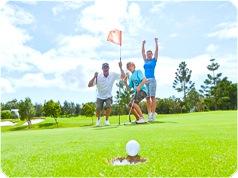 Par 5!人気のゴルフ場、お得な5コースセット
