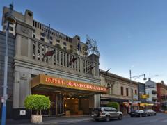 ホテル グランド チャンセラー・アデレード・オン・ヒンドリー[無料インターネット付]-(Hotel Grand Chancellor Adelaide on Hindley)