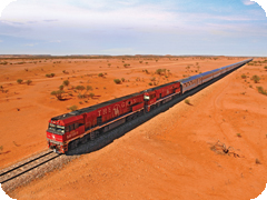 2��27�����ͽ��������ò��� ��������Ŵƻ�������ξ������ɥ����ӥ����饹-(The Ghan Gold Service Class)
