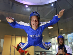 ���⥹���������ӥ� iFLY Indoor Skydiving[������ɥ�������]