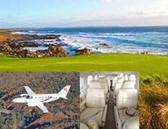 プライベート飛行機で行く!世界ゴルフ場100に選ばれたキングアイランド&タスマニアゴルフツアー[メルボルン発着]