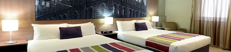 ��륭�塼�롦����֥ʡ����ۥƥ롦���ǥ졼��-��Mercure Grosvenor Hotel Adelaide)