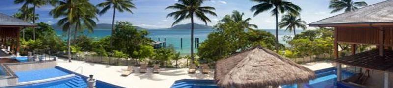 フィッツロイ島リゾート・ホテル宿泊プラン-(Fitzroy Island Resort)