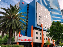 �ȥ�٥�å����������Х󥯡����ܥ��-��Travelodge Southbank Melbourne)