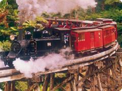 格安!パッフィンビリー鉄道&ヤラバレーワイナリー巡り・Great Sights [メルボルン発]