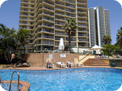 �֥졼���ե꡼���ڥ˥󥷥�顦�꥾���ȡ�������ɥ�������-(BreakFree Peninsula Resort Surfers Paradise)