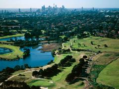 イーストレイク・ゴルフクラブ・シドニー