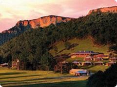 ブルーマウンテン ウォルガン・バレー・リゾート&スパ-(Wolgan Valley Resort & Spa)