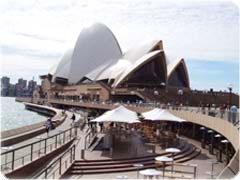 シドニー半日市内観光・ジャックさんツアー