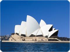 2つの世界遺産を巡るシドニー市内観光 午後半日ツアー・日本語ガイド付き