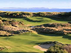 世界ゴルフ場ランク・トップ100・タスマニア・バーンバグル宿泊付ゴルフパッケージ