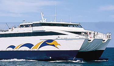 シーリンク・カンガルー島・往復フェリー