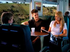 オーバーランド・レッドサービス座席-(Overland Red Service Seat)