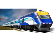 XPT ファーストクラス座席車両-(NSW TrainLink)