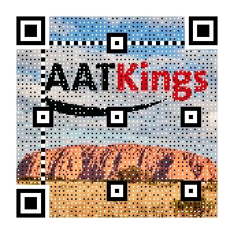 AAT KINGS QR CODE