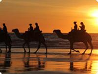 西オーストラリアの海岸線の美しさを満喫、見所満載10日間 パース発