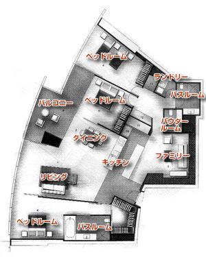 Q1 お部屋の見取り図