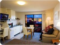 オールド・ウールストアー・アパートメント・ホテル・ホバート