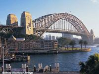 充実のシドニー市内観光ーオペラハウス入場ツアー付き